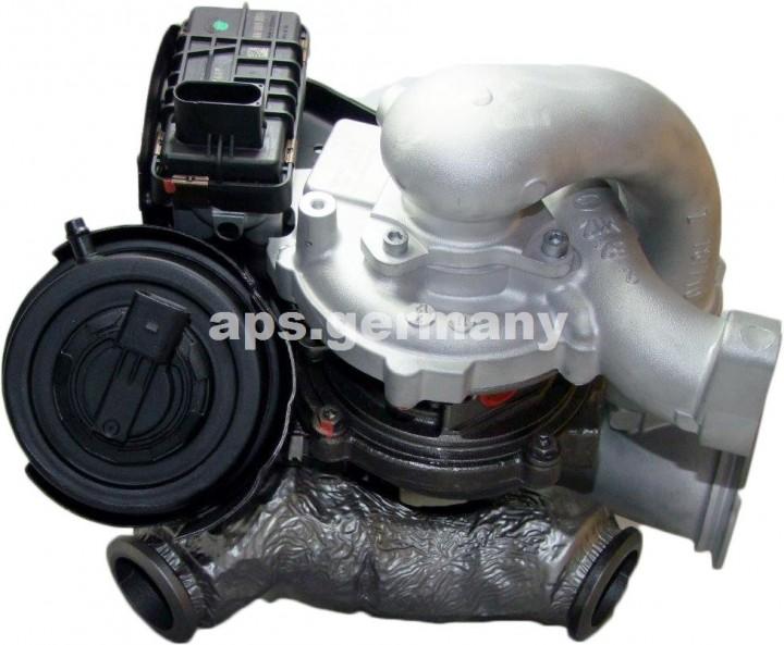 Turbolader AUDI A6 A7 Q5 Bi turbo 313 PS