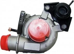 Turbolader Hyundai i20 i30 CEE´D Venga 1.4 CRDi