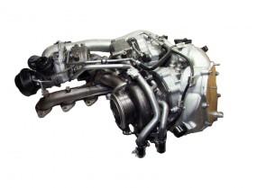 Turbolader BMW X5 X6 M 50d 550d 750d KPL
