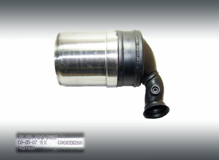Rußpartikelfilter DPF PEUGEOT PARTNER Pritsche/Fahrgestell 1.6 HDi 16V