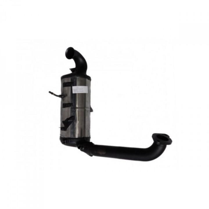 JMJ Ruß- / Partikelfilter Abgasanlage für MAZDA 3 (BK) für VOLVO V50 (545)