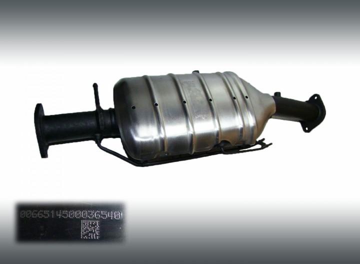 WALKER Ruß- / Partikelfilter Abgasanlage für FORD KUGA I