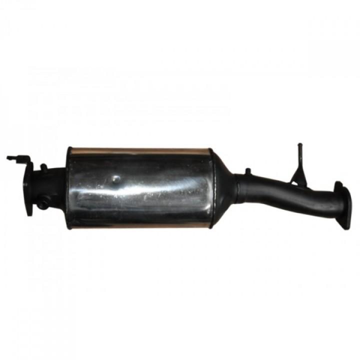 RIDEX Ruß- / Partikelfilter Abgasanlage für VOLVO V50 (545) C30 (533)