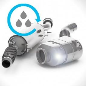 DPF Rußpartikelfilter Reinigung - AUDI A4 3.0 TDi Quattro