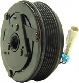 Klimakompressor Magnetkupplung Opel Vectra B Frontera