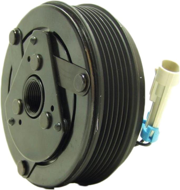 klimakompressor magnetkupplung opel vectra b frontera 69. Black Bedroom Furniture Sets. Home Design Ideas