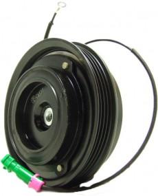 Klimakompressor Magnetkupplung Audi A6 VW Passat