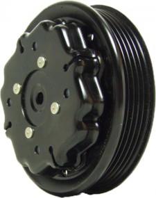 Klimakompressor Magnetkupplung Mercedes A-Klasse Vaneo