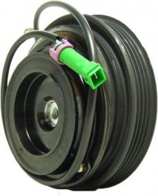 Klimakompressor Magnetkupplung Audi A6 A8 Passat