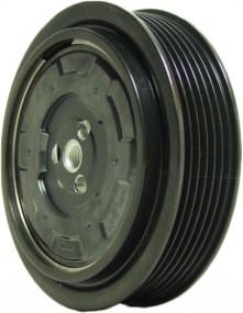 Klimakompressor Magnetkupplung Audi A2 Seat Ibiza