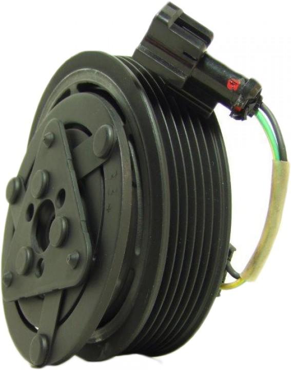 Klimakompressor Magnetkupplung Ford Fiesta