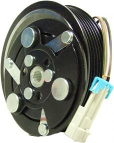 Klimakompressor Magnetkupplung Opel Vectra C Fiat Croma