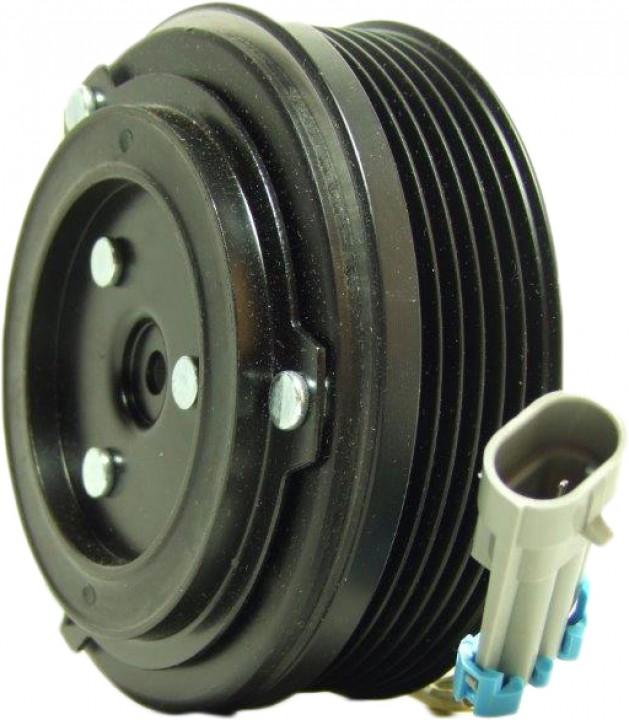 klimakompressor magnetkupplung opel astra h 69 00. Black Bedroom Furniture Sets. Home Design Ideas