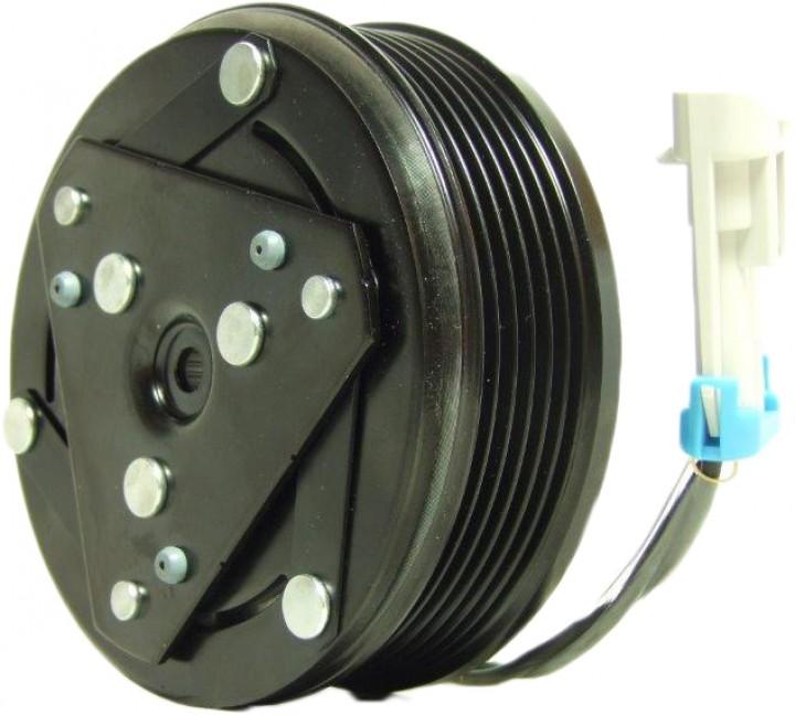 klimakompressor magnetkupplung opel astra h zafira 69 00. Black Bedroom Furniture Sets. Home Design Ideas