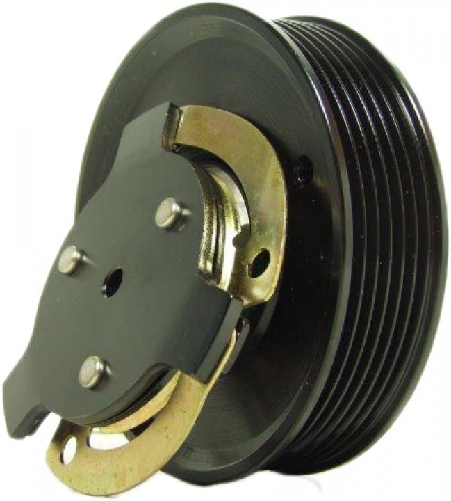 klimakompressor magnetkupplung opel astra h zafira b 69. Black Bedroom Furniture Sets. Home Design Ideas
