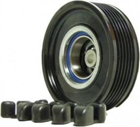 Klimakompressor Magnetkupplung BMW 1 (E81,E87) BMW 3 (E91,E9