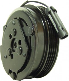 Klimakompressor Magnetkupplung Audi A6 4F