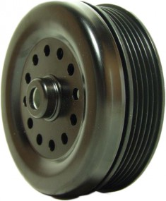 Klimakompressor Magnetkupplung Opel Corsa D