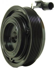 Klimakompressor Magnetkupplung VW T5