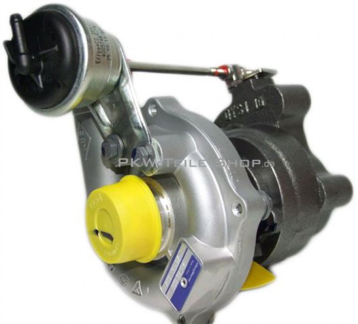 Turbolader Dacia Renault Nissan 1.5 dCi